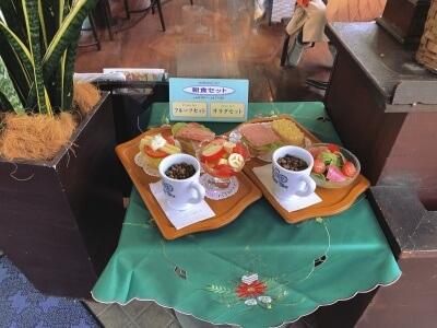 神戸にしむら珈琲朝食