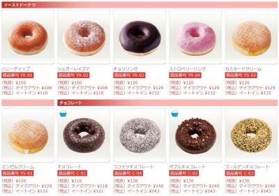 ドーナツ一覧1 (1)