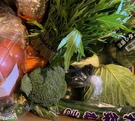 野菜ドライブスルー